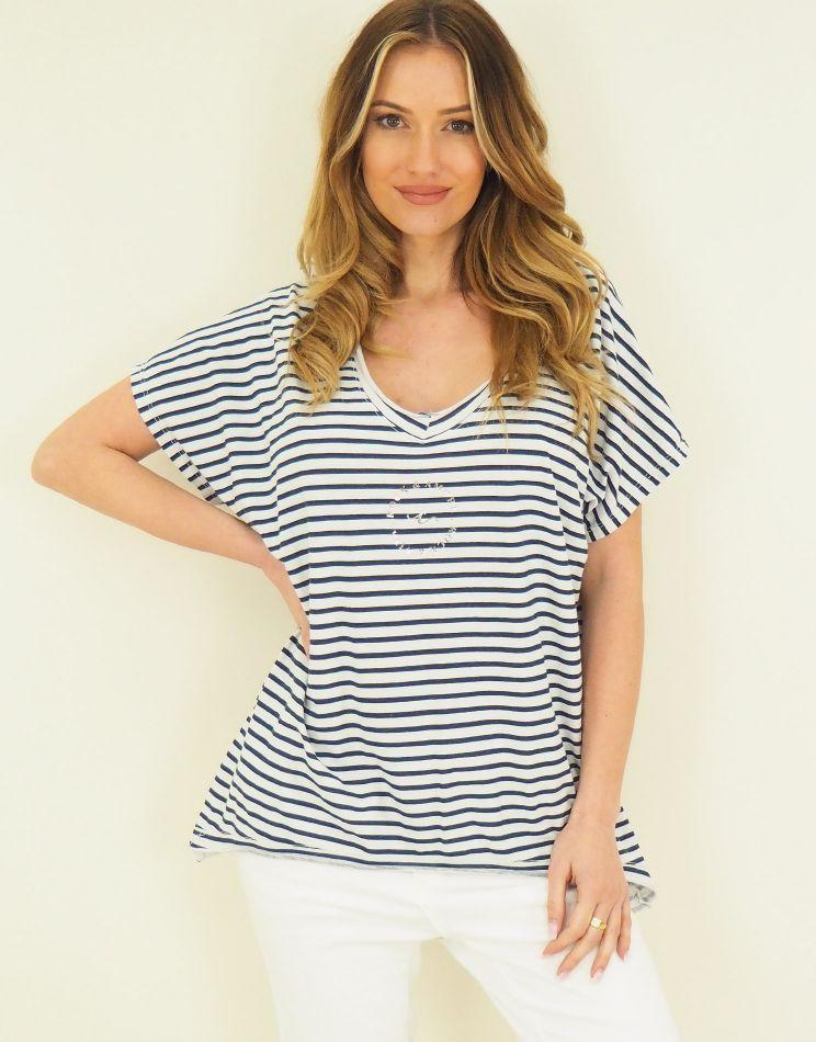 Sailor T-shirt - Capucine I...