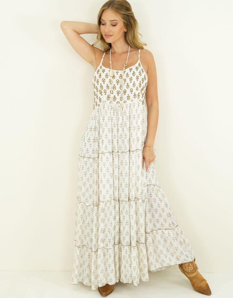 Lined Sequin Dress I DONATELLA