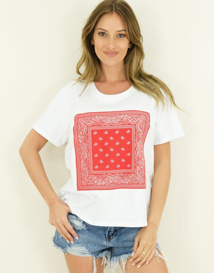 T-Shirt - Bandanas I PELLICIA