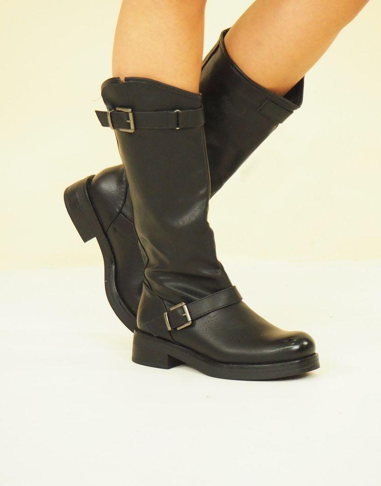 Vintage Boots - 2 Buckles I...