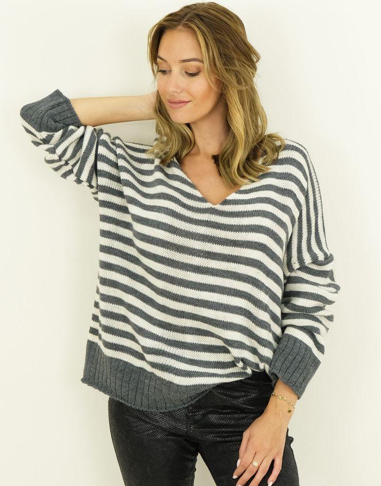 Sailor Wool Sweater  ...