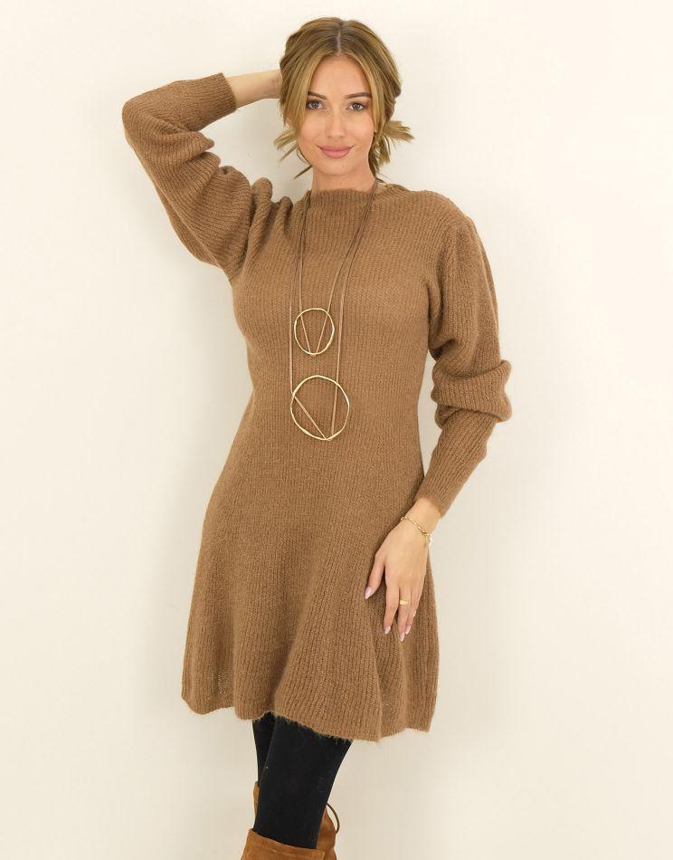 Mohair Dress | HELENA