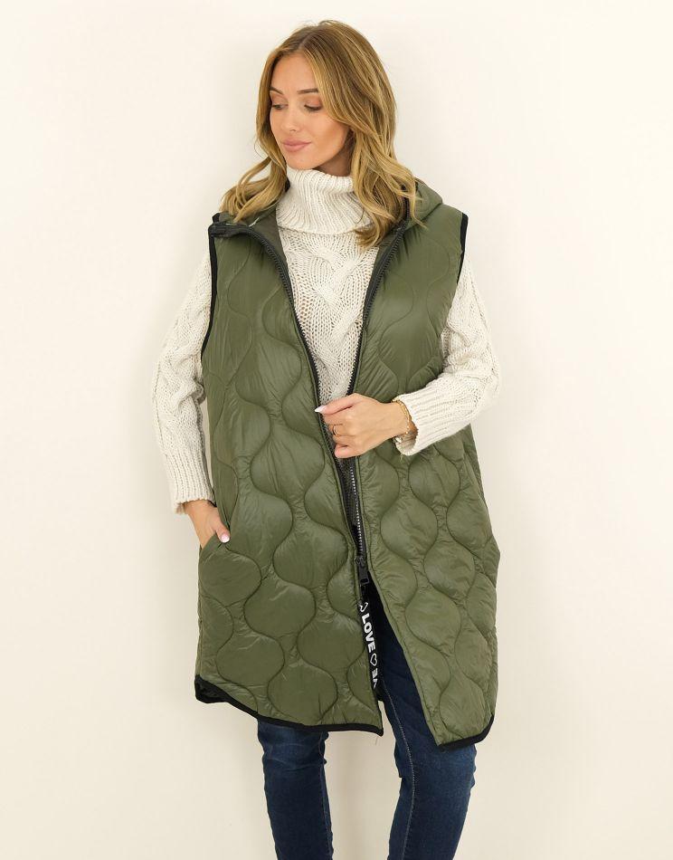 Long Puffy Jacket...